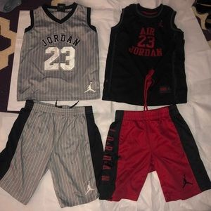 Other - Boys Basketball shorts and shirts